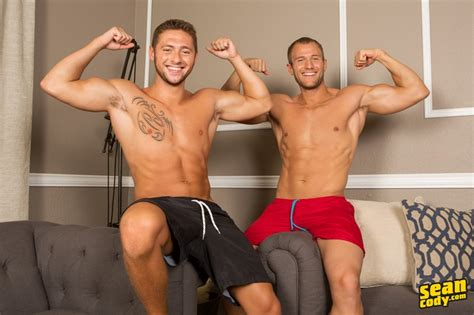 Sean Cody Blake And Lane Hardcore Bareback Ass Fucking
