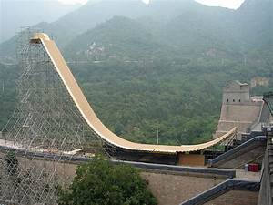 Skateboarder Clears Great Wall Of China Club Lexus Forums