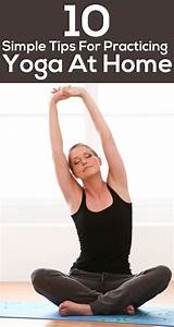 Yoga At Home : yoga poses workouts for beginners 10 simple tips for practicing yoga at home fitnessviral ~ Orissabook.com Haus und Dekorationen