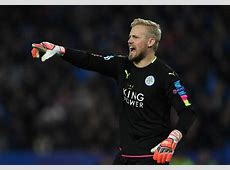 Real Madrid are keen on signing Leicester City goalkeeper
