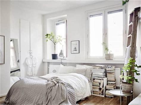 chambre toute blanche chambre blanche et déco on adore