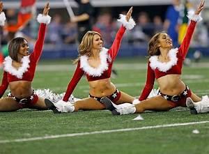 2013-2014 Dallas Cowboys Cheerleaders   THE BOYS ARE BACK