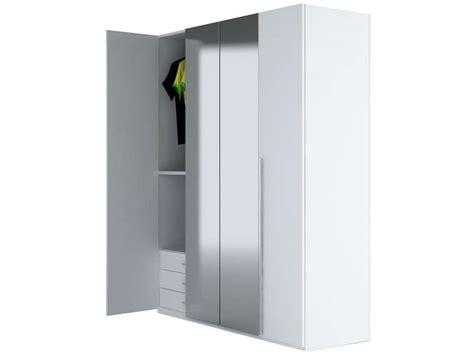 armoire 4 portes crystal 2 conforama france malinshopper