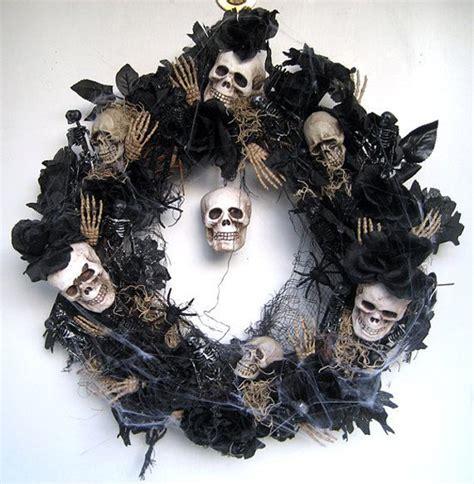 halloween wreath ideas inspirationseekcom