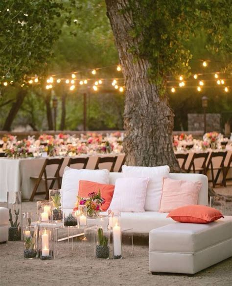 ideas for at wedding reception reception ideas for a second wedding