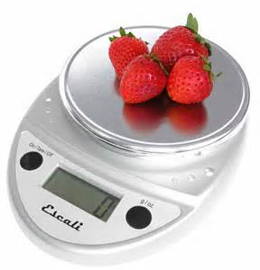 Escali Kitchen Scale by Weight Loss Portion Control Amp Food Scales What You Need