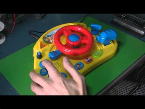 Circuit Bent Noddy Driving Toy Freeform Delusion Youtube