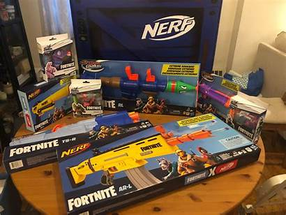 Fortnite Toys Mcfarlane Unboxing