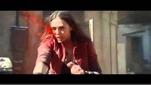 X-men: Days Of Future Past Scarlet Witch Power Piece - YouTube