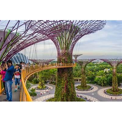 Explore Marina Bay Area Singapore — Best places to visit