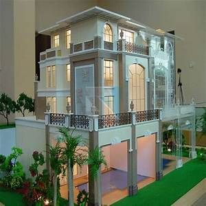 Architecture Plans Models For Real Estate Handmade Scale ...