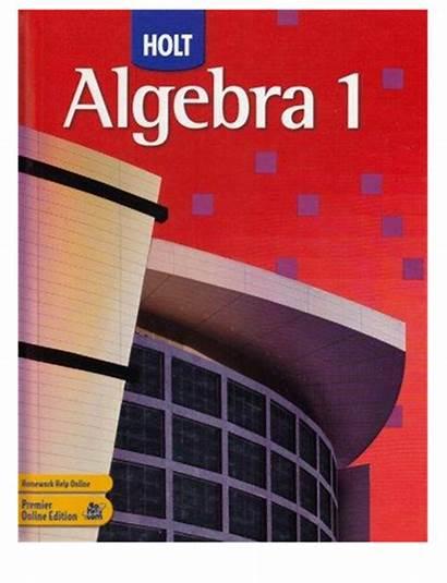 Algebra Holt Textbook