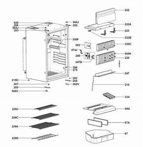 Rm85xx Series Fridge Freezer Housing