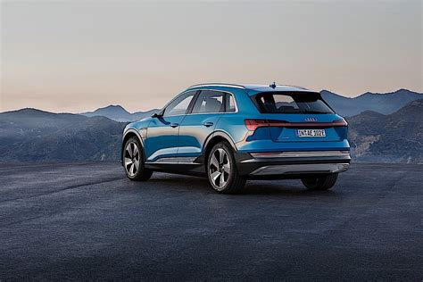2019 Audi Etron Review Autoevolution