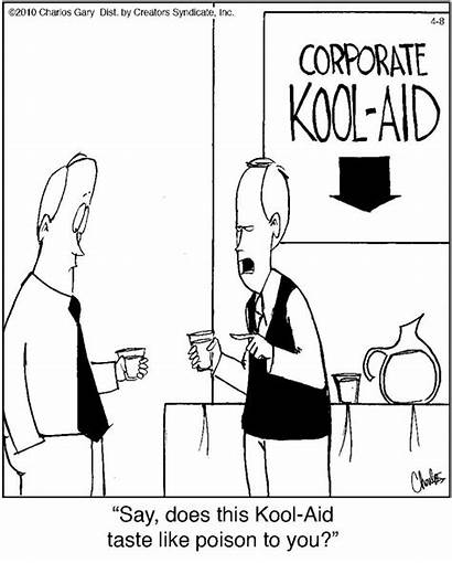 Working Drinking Funny Aid Kool Funnies Charlos