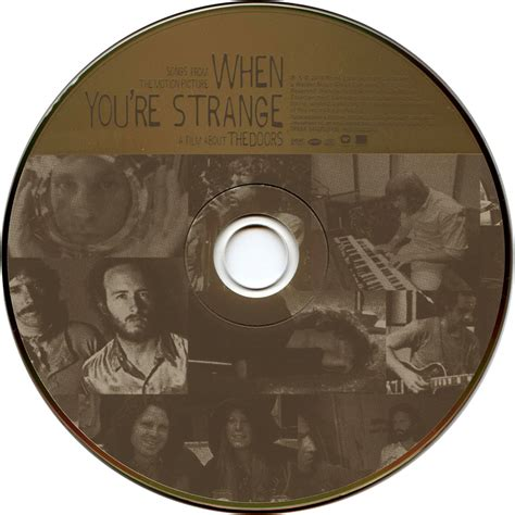The Doors   When You're Strange: A Film About The Doors