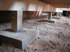Floor Joist Support Jacks by Washington Dc Foundation Contractors Four Brothers Llc