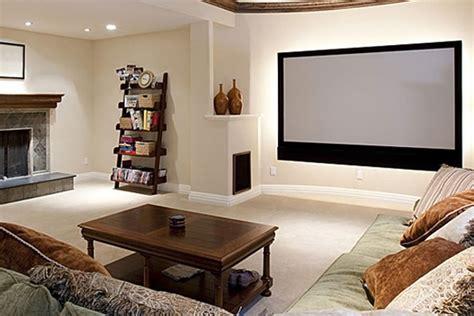 cool  minimalist home theater design  sofa furnitures homemydesign
