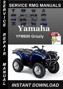 Yamaha Yfm600 Grizzly Service Repair Manual Download