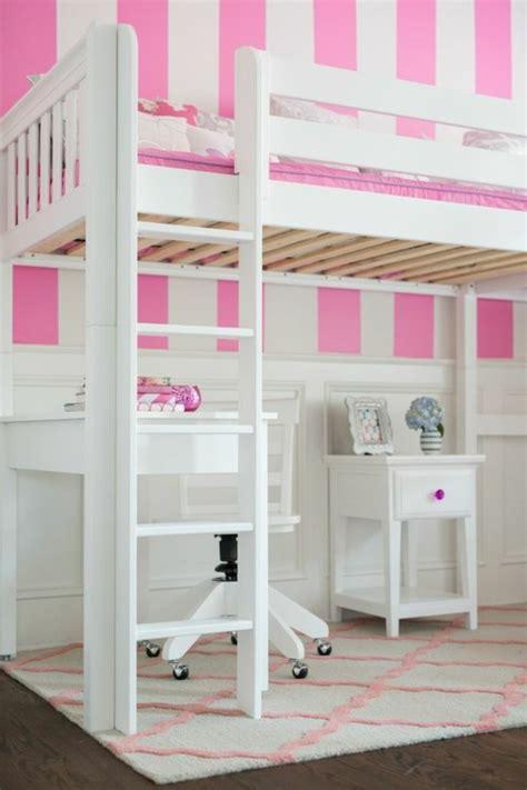 bureau pour lit lit en hauteur avec bureau intégré les atouts