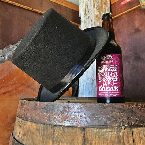 fancy pants sunday evil twin maple bourbon barrel aged