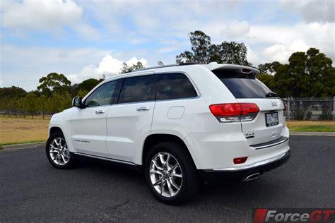 jeep grand cherokee review  grand cherokee summit diesel