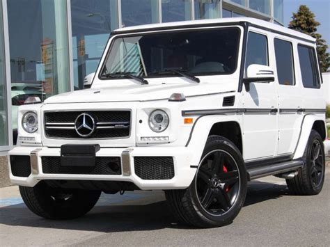 View detailed specifications of vehicles for free! Certified Pre-Owned 2017 Mercedes-Benz G-CLASS G63 AMG SUV #U1743 | Mercedes-Benz Canada New and ...