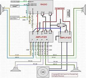Evo X Audio Wiring Diagram