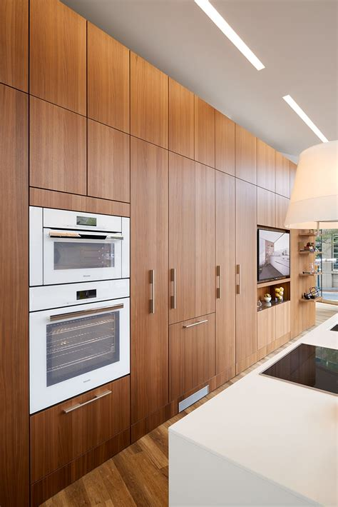 Siematic Pure Kitchen Siematic Wood Veneer Natural