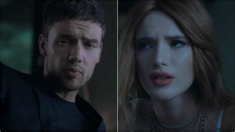 Liam Payne's New 'bedroom Floor' Music Video Puts Bella