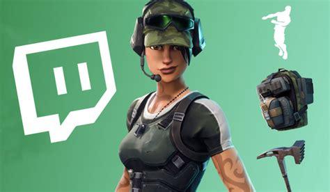 fortnite skin twitch prime pack  millenium
