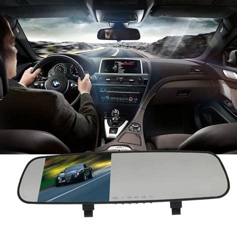 car dvr l3000 mirrors car dvr 1080p 2 7 inch parking hd tachograph