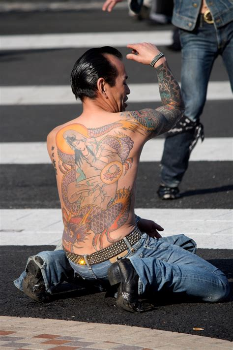 Yakuza Tattoos Designs, Ideas And Meaning  Tattoos For You