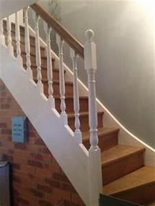 escaliers and campagne on pinterest With peindre des marches d escalier en bois 7 renovation escalier la meilleure idee deco escalier en un