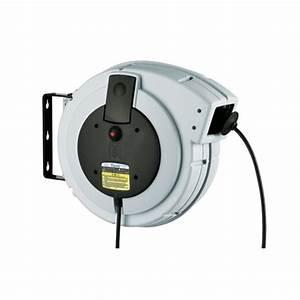 Enrouleur De Cable Electrique : enrouleur automatique de cable lectrique norme ip24 ~ Edinachiropracticcenter.com Idées de Décoration