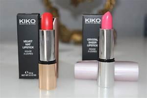Kiko milano cosmetics