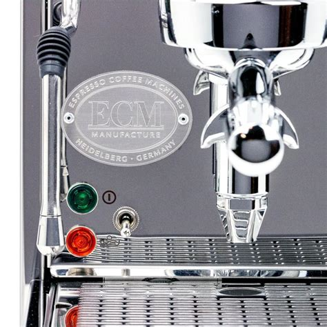ecm mechanika  slim espresso machine clive coffee