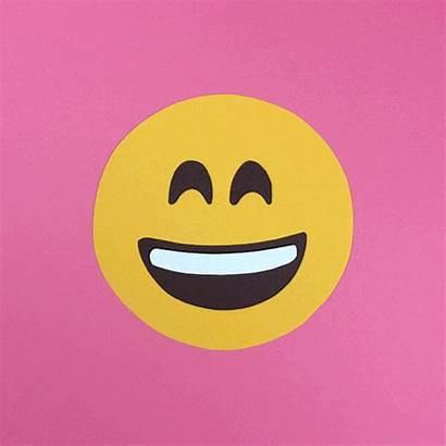 Smiley Face Emoji Happy Writing Thank Helen