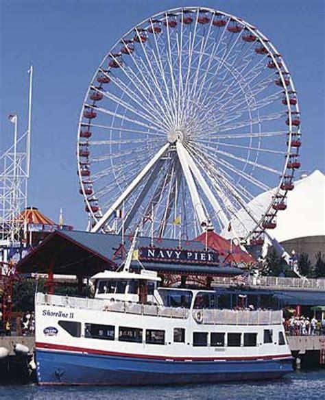 Boat Rides At Navy Pier by 7 30 Free Cruises Ferris Wheel Rides At Navy Pier Bleader