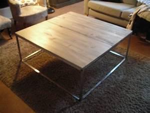 La Table Basse 2 Camomille Au Jardin
