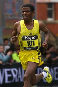 Haile Gebrselassie in Great City Games - Zimbio