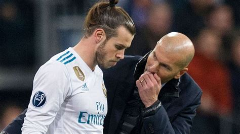 Bale and Zidane at breaking point, Man City look to ...