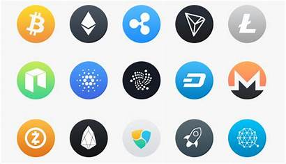 Cryptocurrency Icons Spend Places Crypto Why Forra