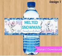 Disney Frozen Bottle L...