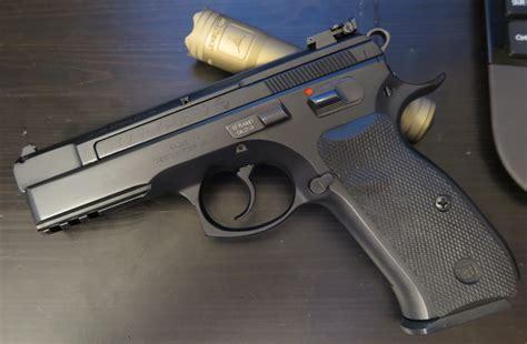 Kadet Kit On An Sp01  Best Looking 22 Pistol I've Ever