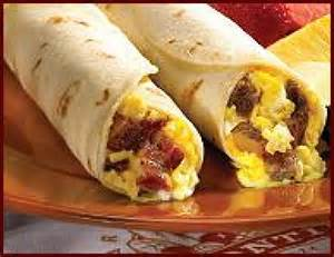 sausage and egg breakfast tacos recipe just a pinch recipes