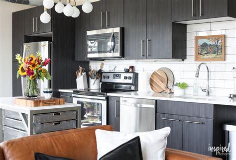 Kitchen Decor by Drab To Fab Apartment Kitchen Decor
