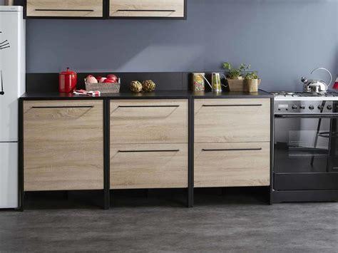 meuble de cuisine bois meuble bas cuisine en bois cuisine en image