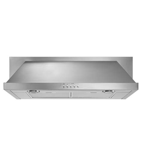 kitchenaid under cabinet range hood convertible under cabinet hood 36 quot uxt5536aas stainless