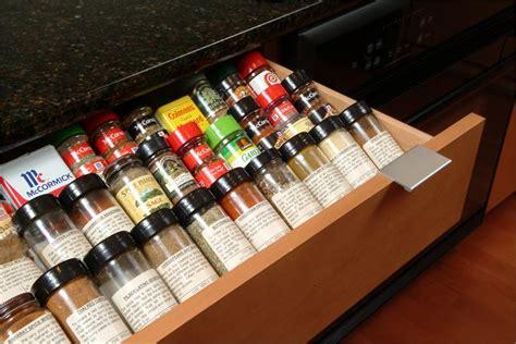 universal spice drawer organizer